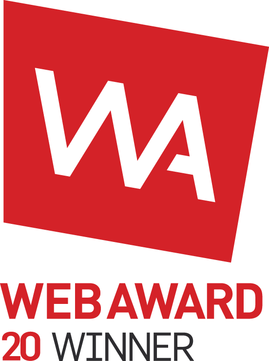 web award 2020 winner